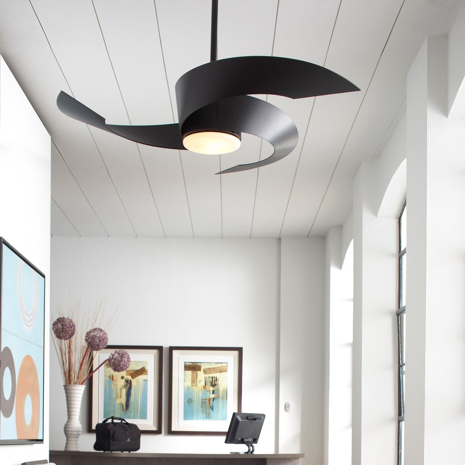 Family Room Is One Of The Most Crucial Areas Since It Is A Meeting Place For All Family Members So It W Modern Ceiling Light Ceiling Fan Low Ceiling Lighting