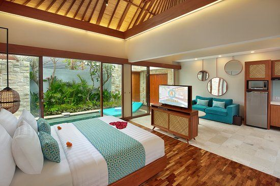 Aksari Villa 141 Night For 3 Nights In Seminyak Free Airport