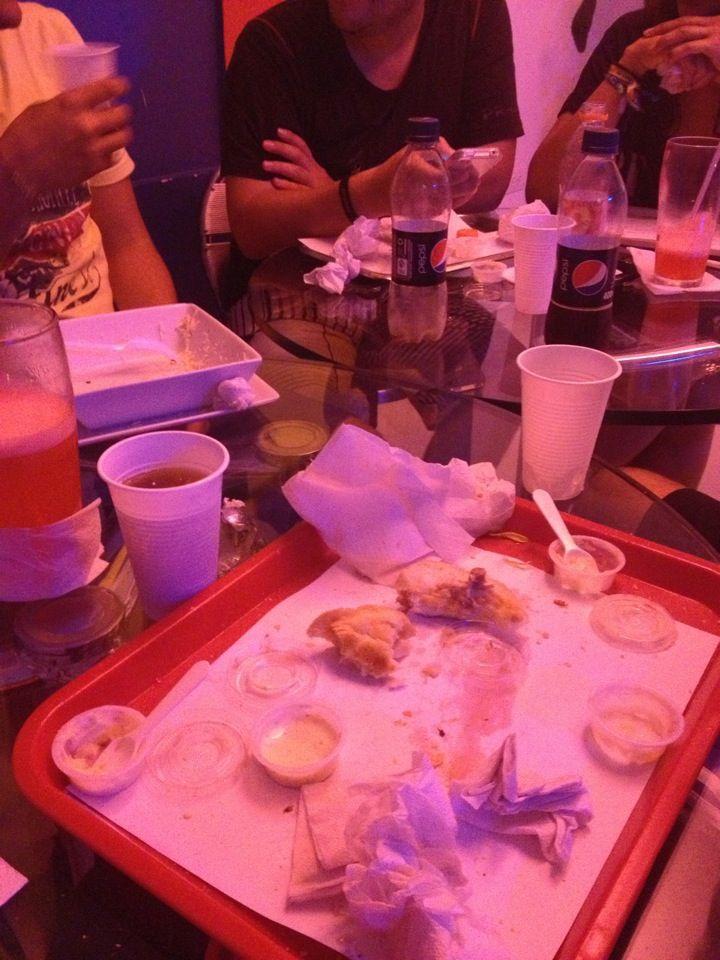 Toda la comida