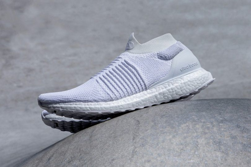The adidas UltraBOOST Laceless Is Minimalist Movement Unleashed. Running  TrackRunning ShoesUltraboostStriped ...