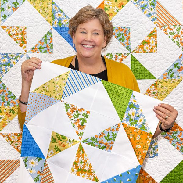 Happy Hearts Quilt