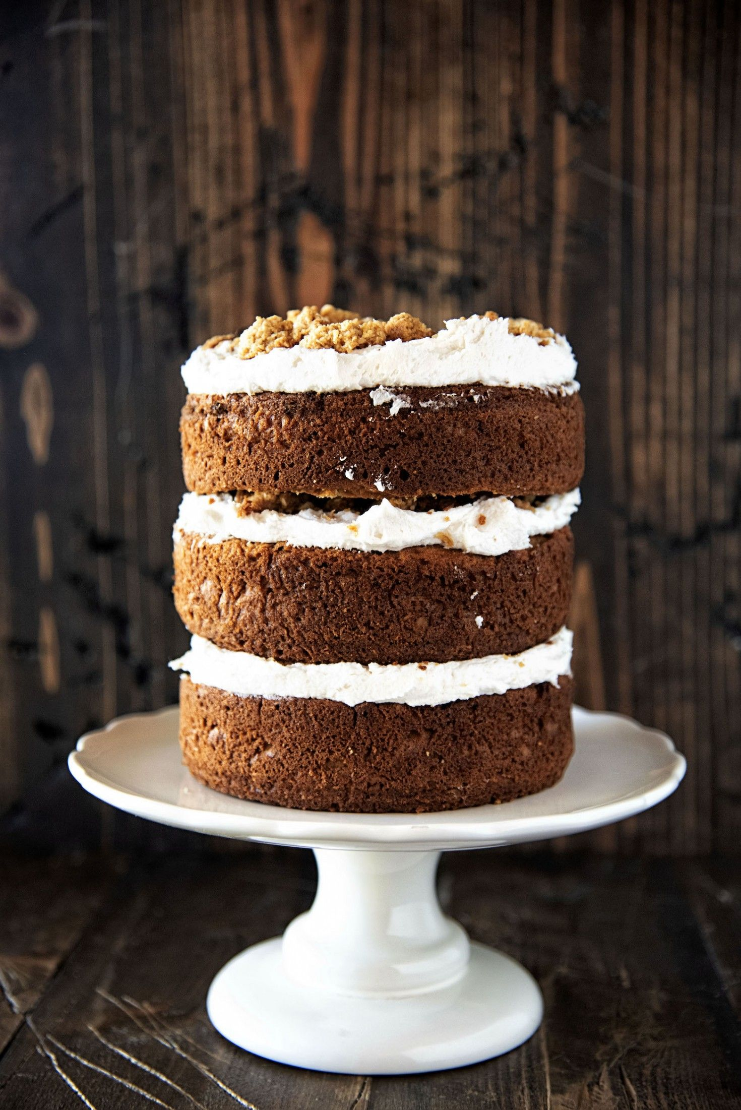 Oatmeal Cream Pie Cake Oatmeal Cream Pies Pie Cake Cake