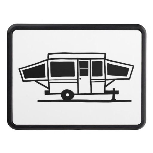 Happy Camper Hitch Cover Nifty Tattoo And Campers Rh Com
