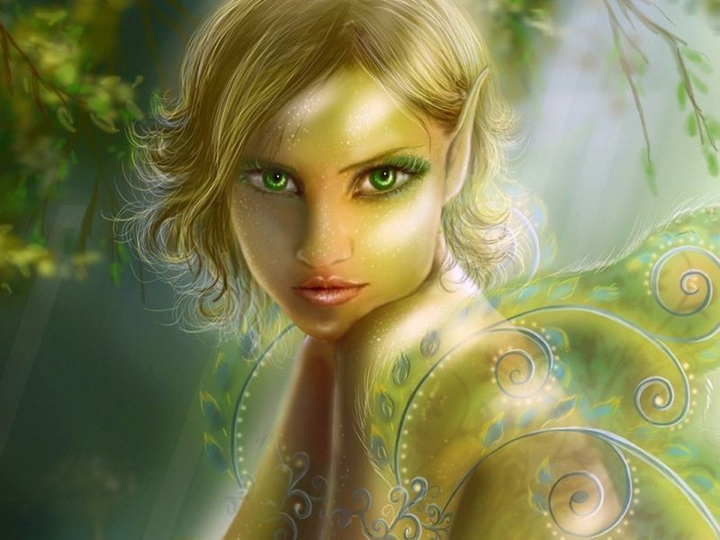 Fairy beautiful eyes - Pin it by GUSTAVO BUESO-JACQUIER