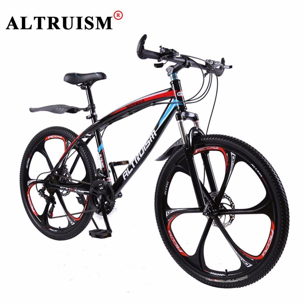Altruism Bicycles Q1 Men Women Downhill Mountain Bike 24 Speed 26 Inch Bmx Double Disc Brake Bicycle Road Bik Road Bicycle Bikes Bicycle Mountain Bike Bicycle