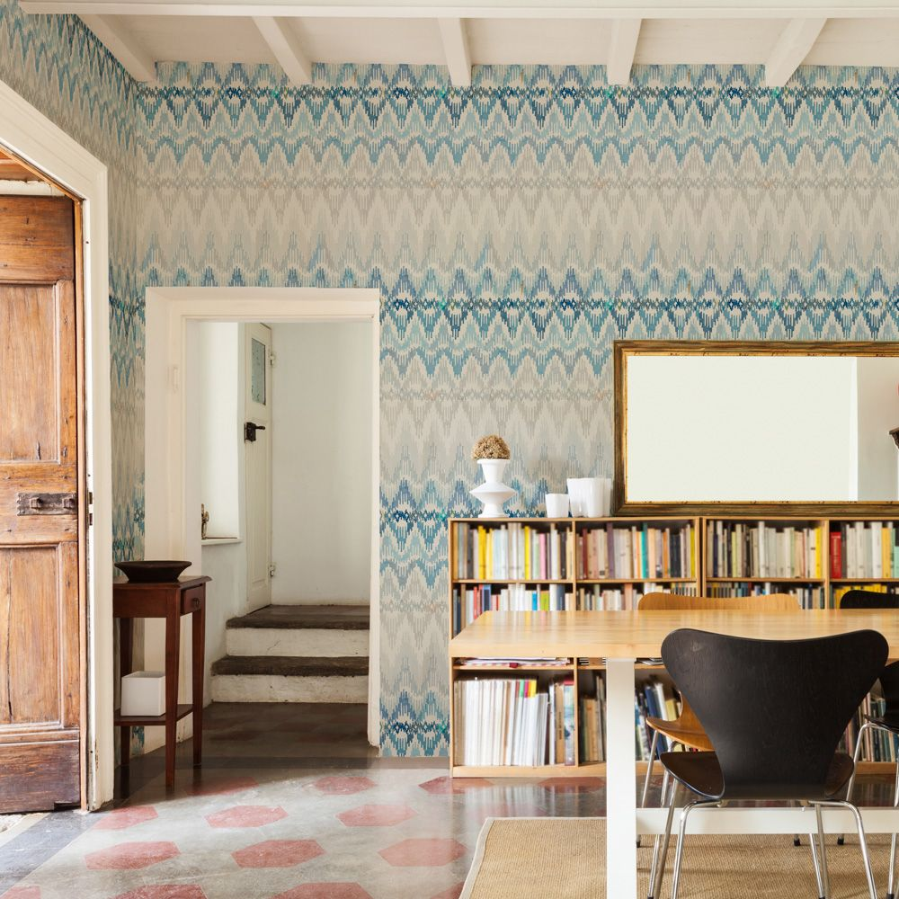 Australian Wallpaper & Fabric Design With Quercus & Co