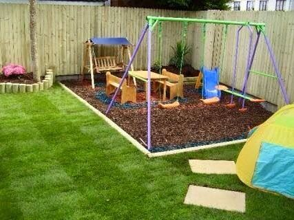 espacios para juegos al aire libre