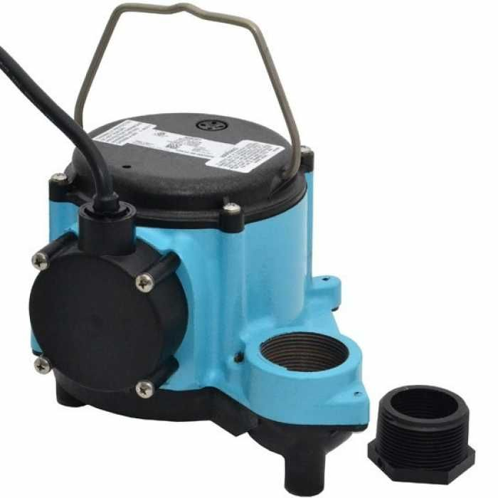 Manual Sump Pump 25 Cord 4 10hp 115v Sump Pump Submersible Sump Pump Utility Pumps