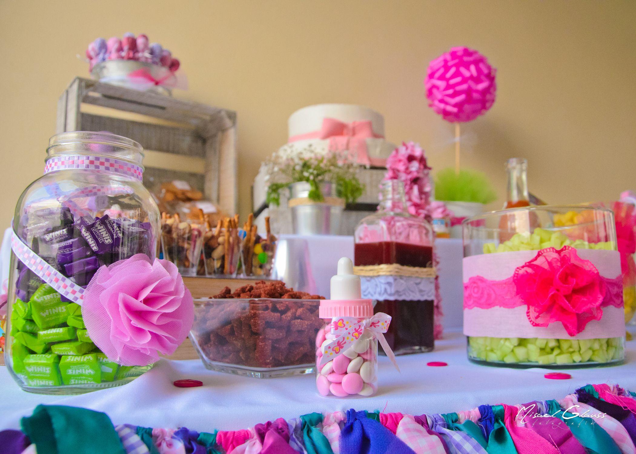 Detalles mesa de snacks baby shower pinterest ideas para - Detalles para baby shower ...