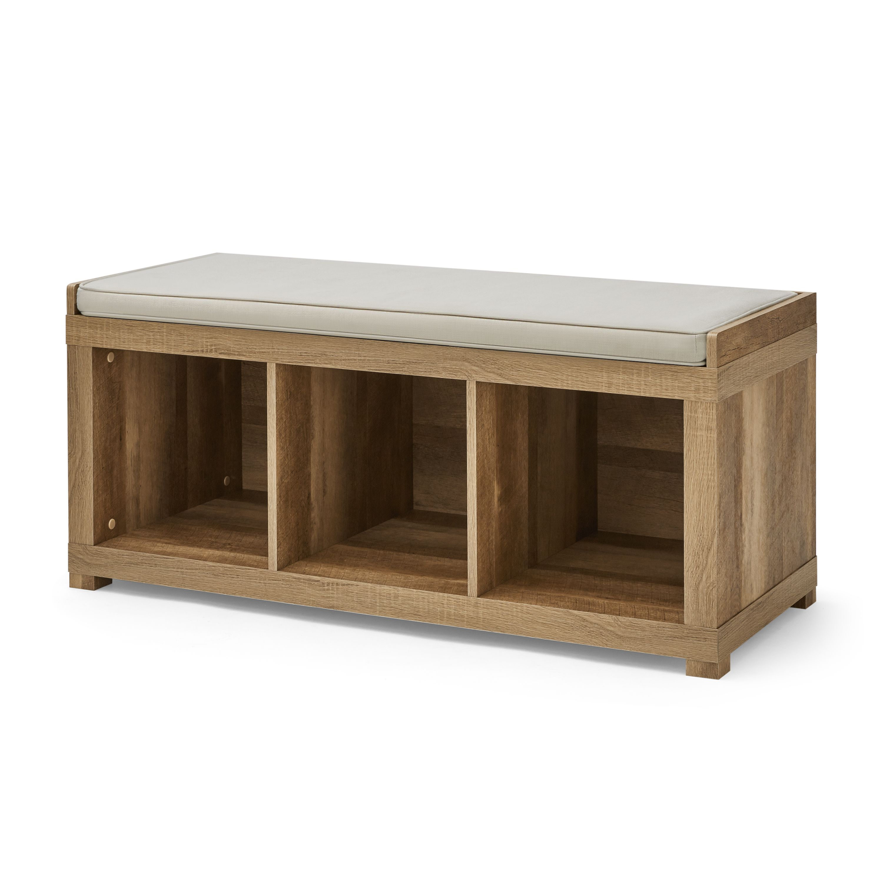 614e97184306635eee66635439ba9c9d - Better Homes And Gardens 3 Cube Organizer Bench Weathered