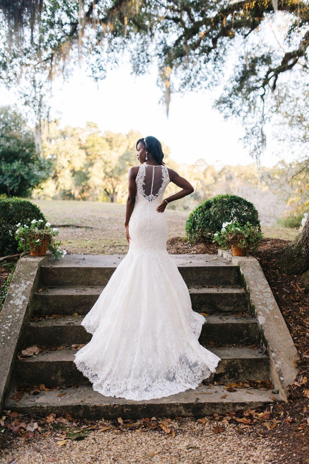 Trinity Damian S Wedding Black Bridal Makeup Wedding Dresses