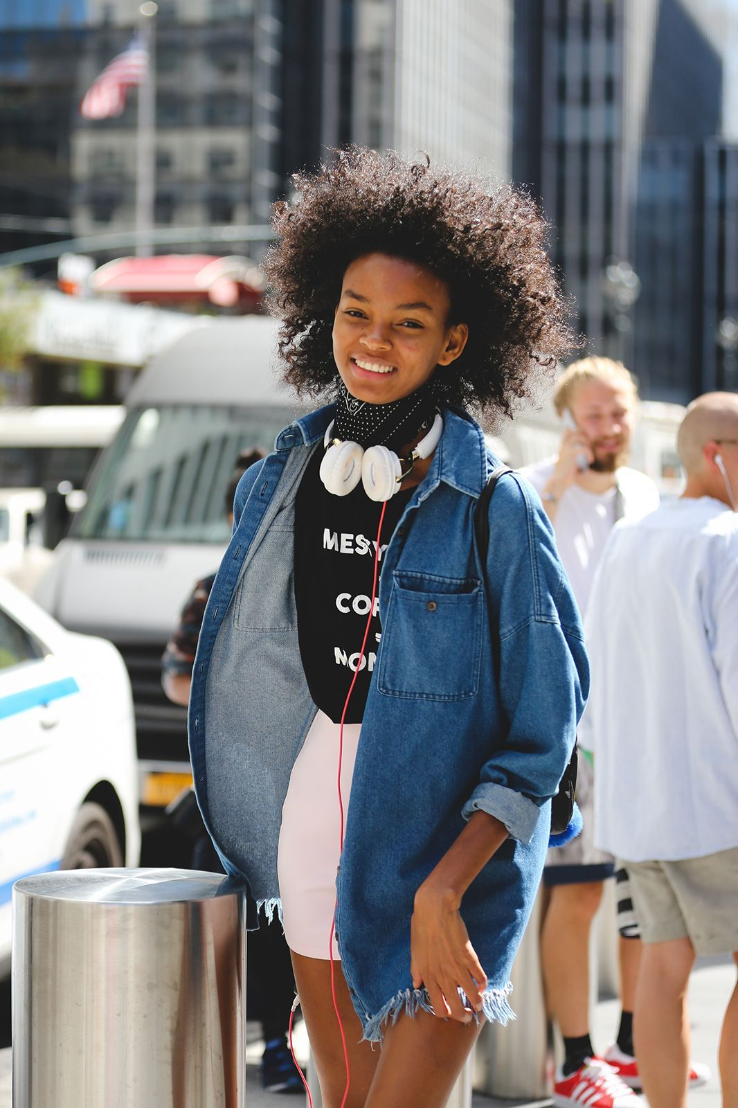 Beauty Street Style From NYFW: 20 Looks That Caught OurEye