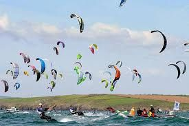 BLOG: 'Nieuwe rage deze zomer: #kitesurfing!'