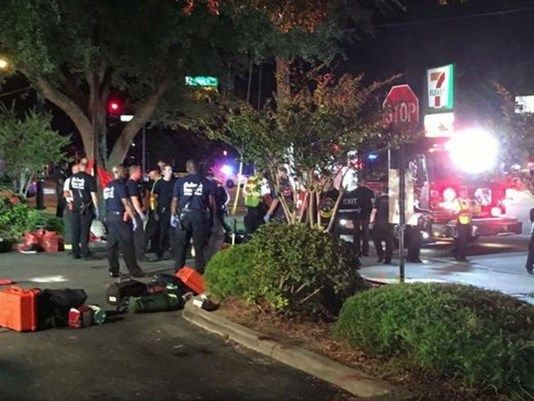 Police 50 Dead 53 Injured At Orlando Pulse Nightclub Shooter