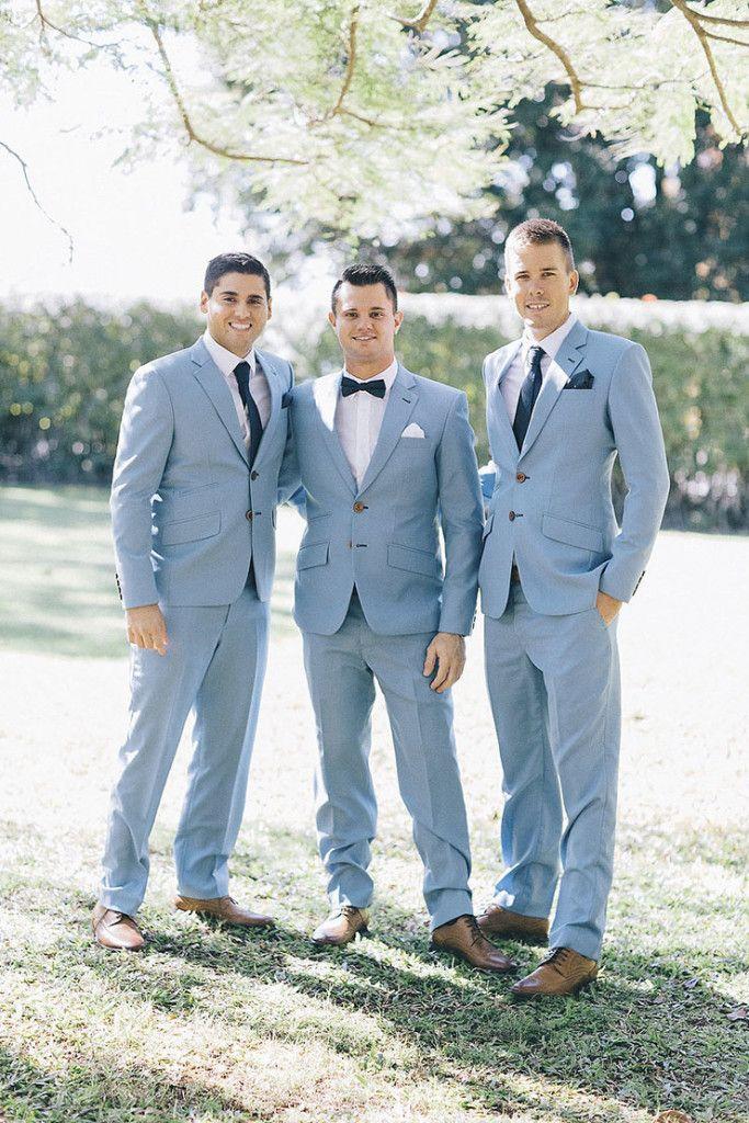 Brooke & James' Romantic Vintage Hinterland Wedding Blue