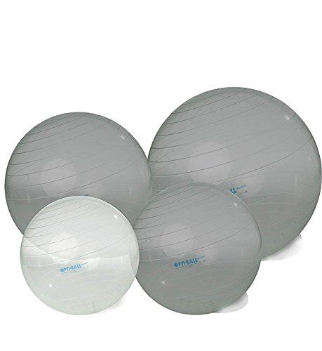Physiotherapy Opti Ball In Clear 22 In Check Out The Image By