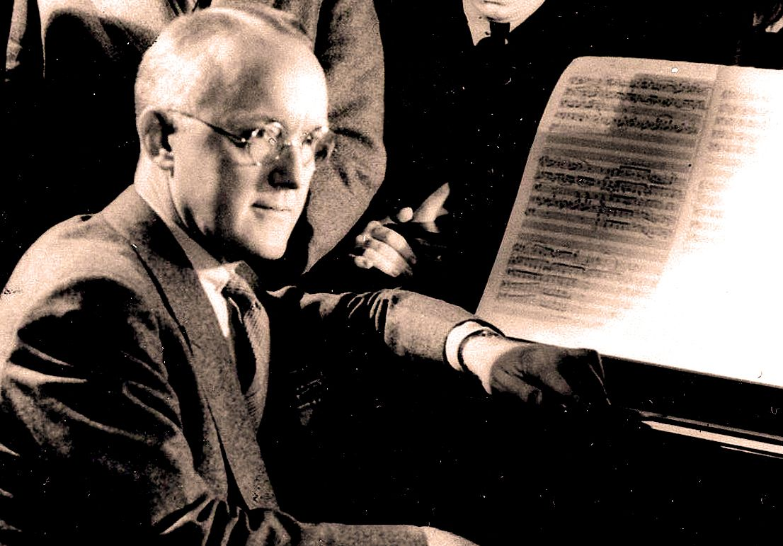 Charles Munch And The Boston Symphony Rehearse Music Of Randall Thompson 1950 Past Daily Weekend Gramophone Symphony Music Charles