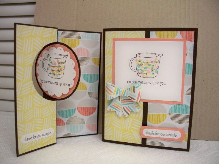 Stamps: Sweet Laughter, Balloon Bash, Sheltering Tree (small dots) (Stampin Up)