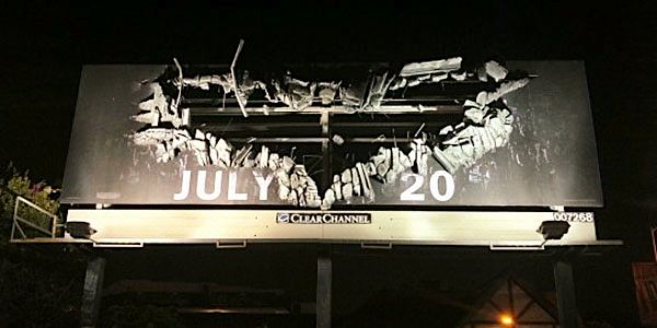 bangstyle.com today entertainment  The Dark Knight Rises Billboard: A Must See