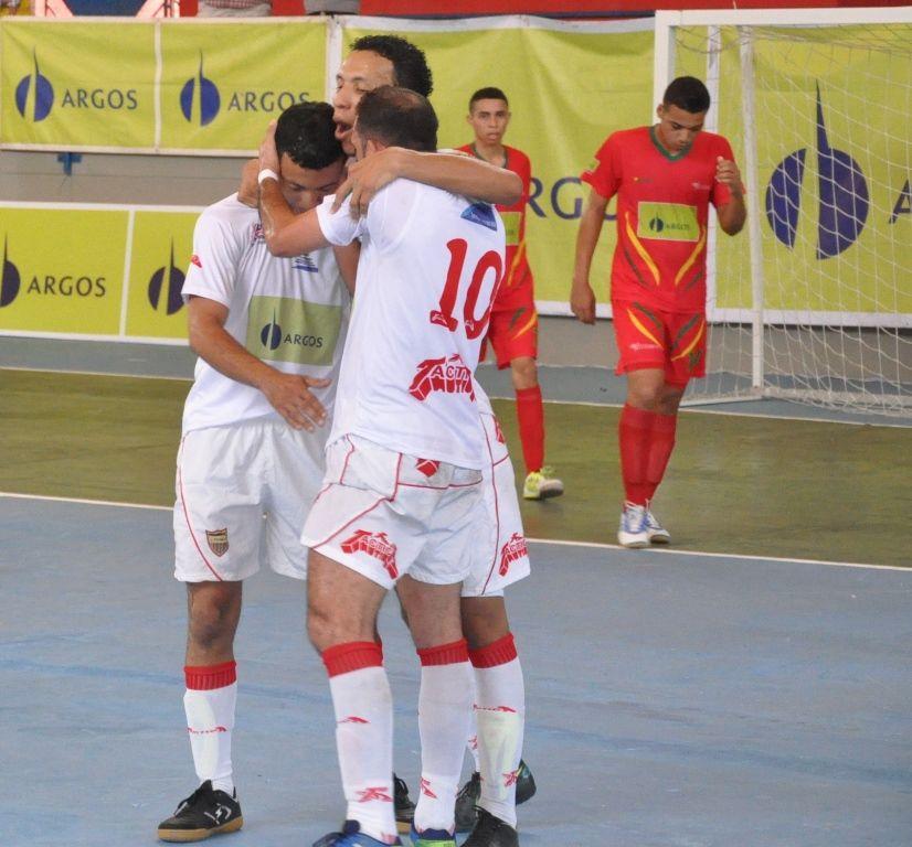 Barranquilla Futsal no tuvo compasión y vapuleó 11-3 a Rodríguez y Torices, siendo esta una de las goleadas históricas de la Liga.