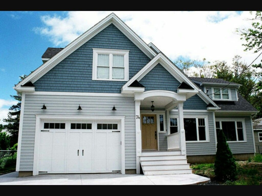 Pin By David Ressell On Exterior Colors Exterior House Siding House Paint Exterior Grey Exterior House Colors