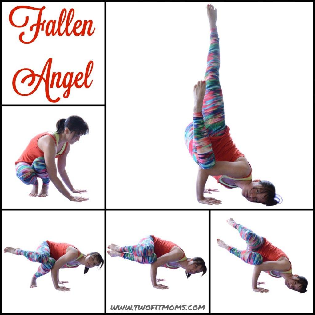 Fallen Angel tutorial - surprisingly easy inversion/arm balance!