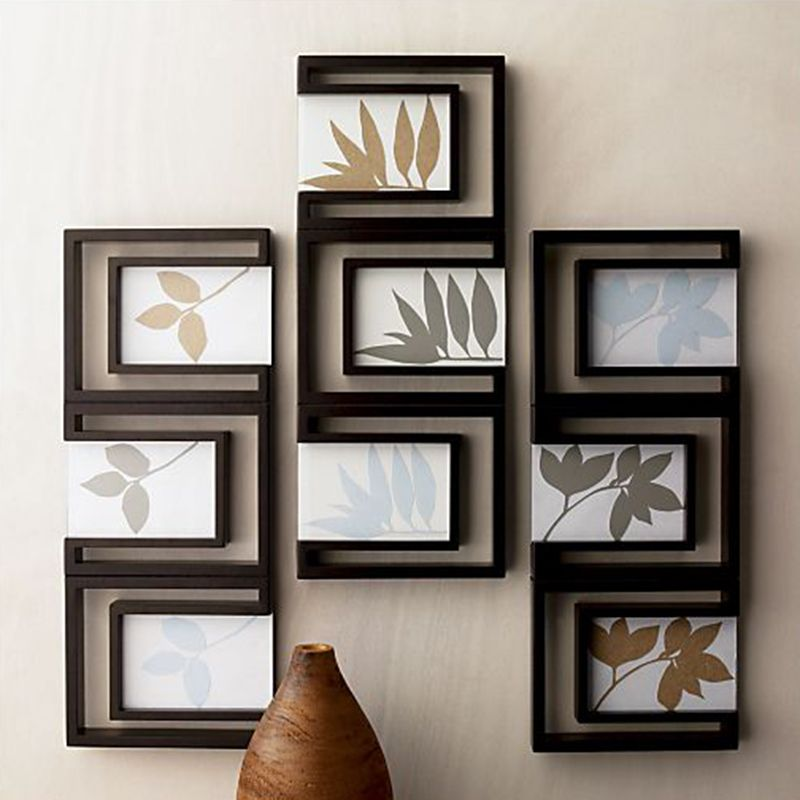 Photo Wall Ideas With Different Frames : You wall frame sativa turner decorating your