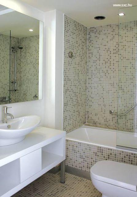 Cuarto de baño contemporáneo Decoración Pinterest Baños