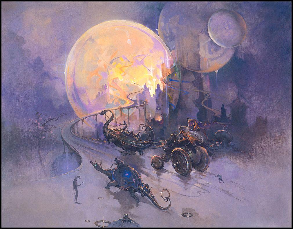John Pitre, 1942 ~ Fantasy/Surrealist painter | Tutt'Art@ | Pittura * Scultura * Poesia * Musica |