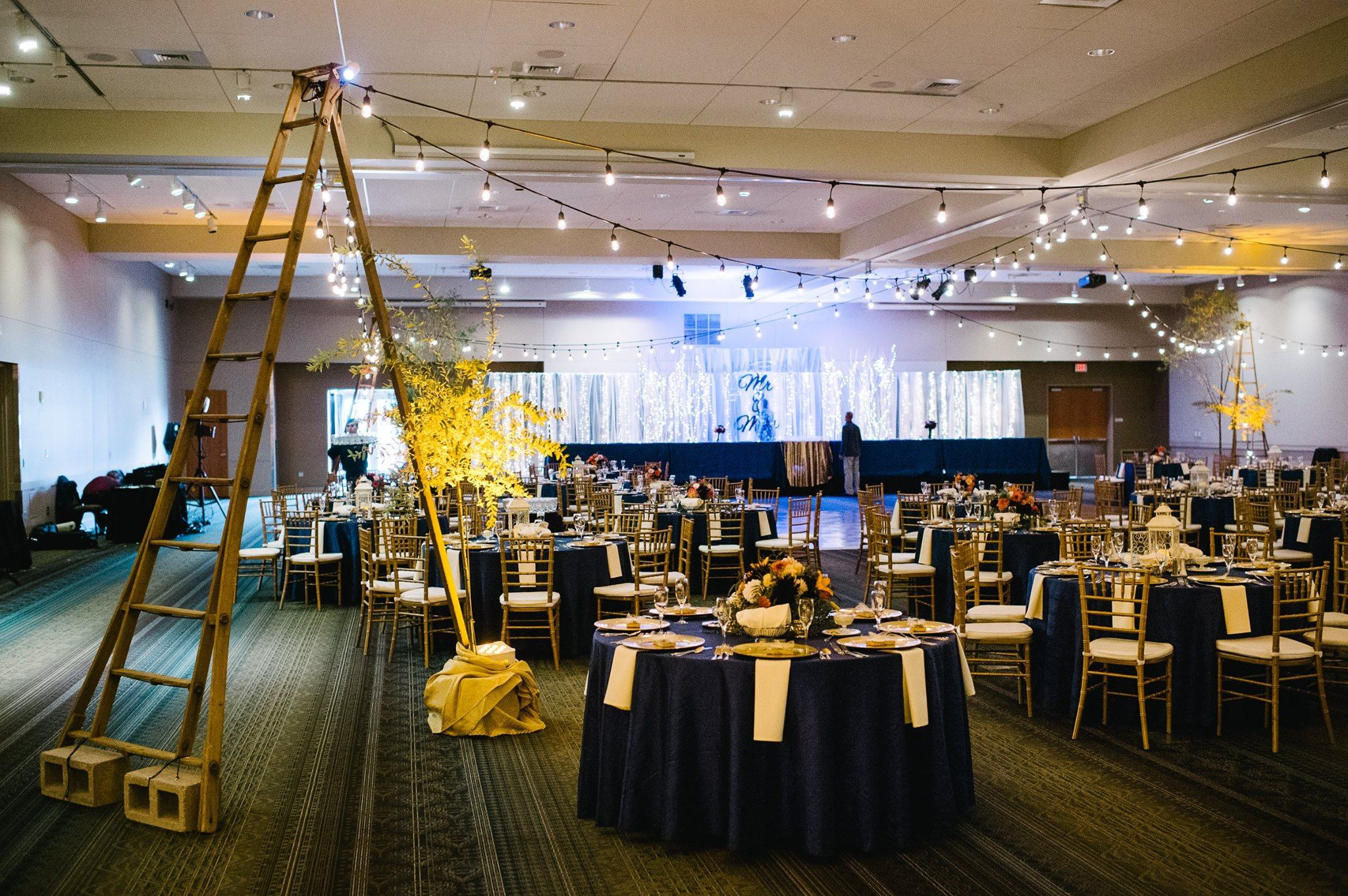 The Beautiful Santiam Ballroom is one of our most