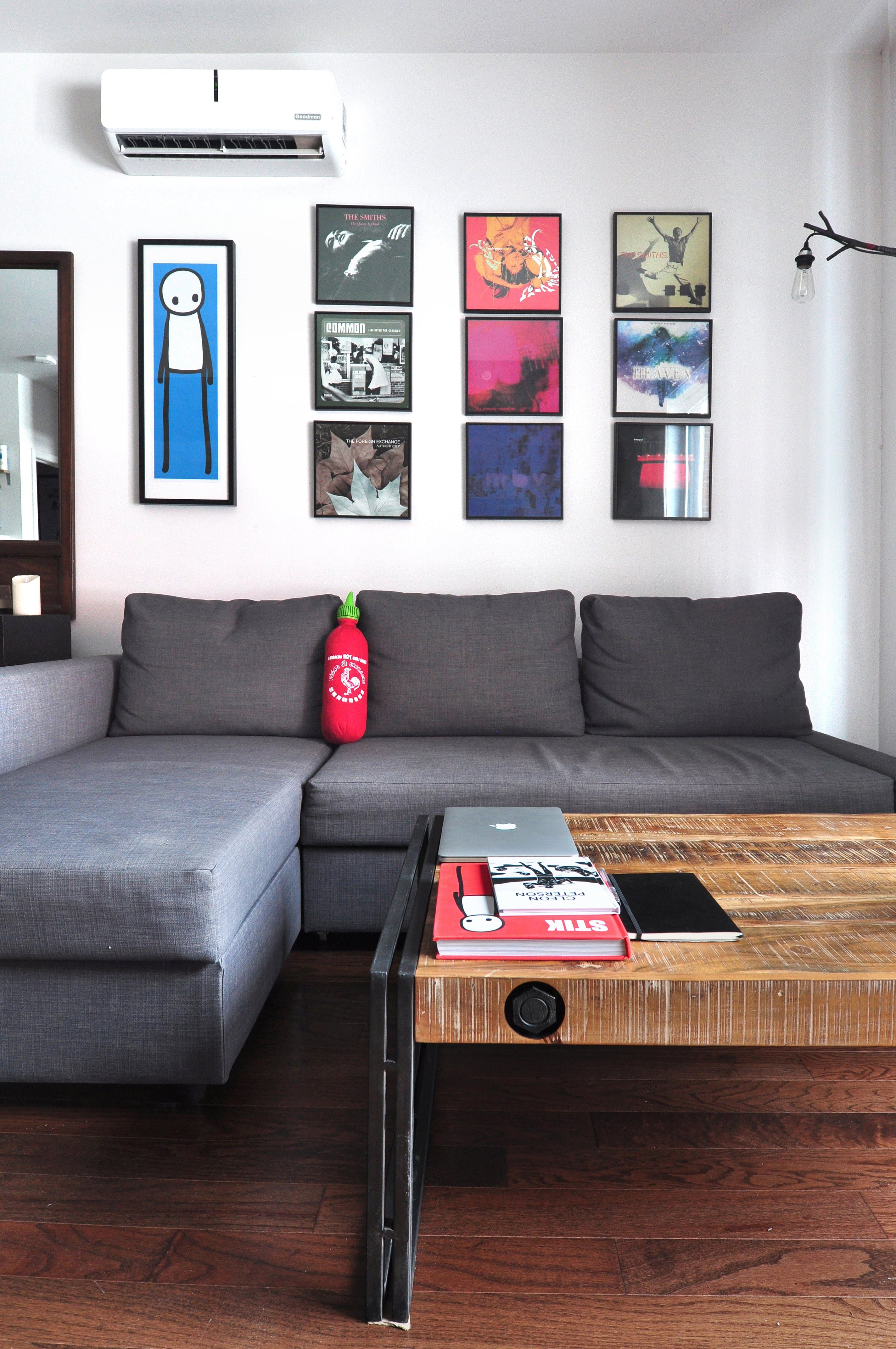 Get The Look Minimal Industrial Style With Diy Touches Bachelor
