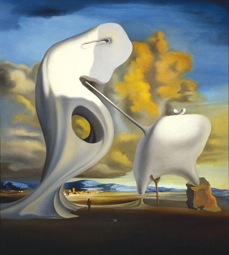 Top 20 Des Oeuvres A Retenir De Salvador Dali Le Genie Aux Moustaches Salvador Dali Oeuvre L Art Salvador Dali Salvador Dali