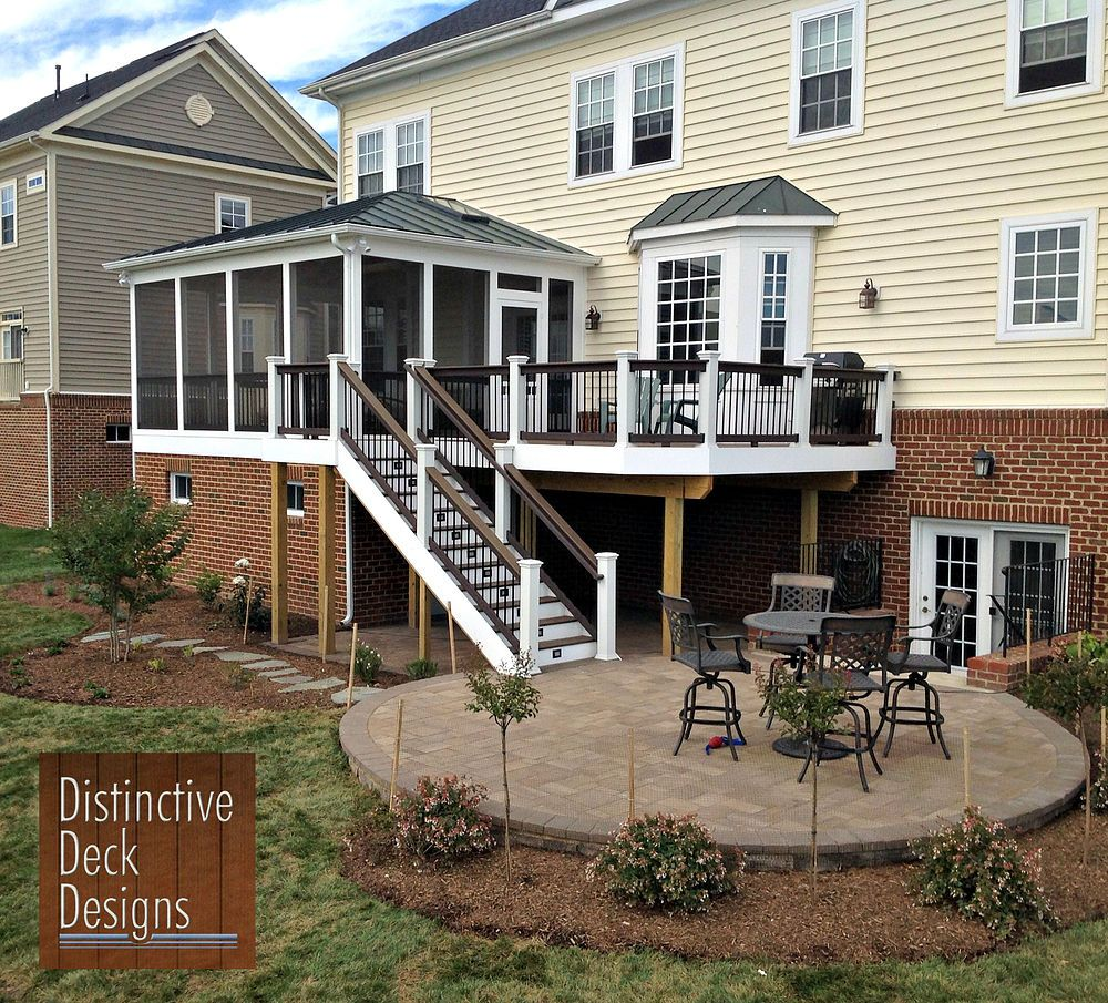 Unique Decks And Deck Design Ideas Deck Design Deck Designs Backyard Screened Porch Designs