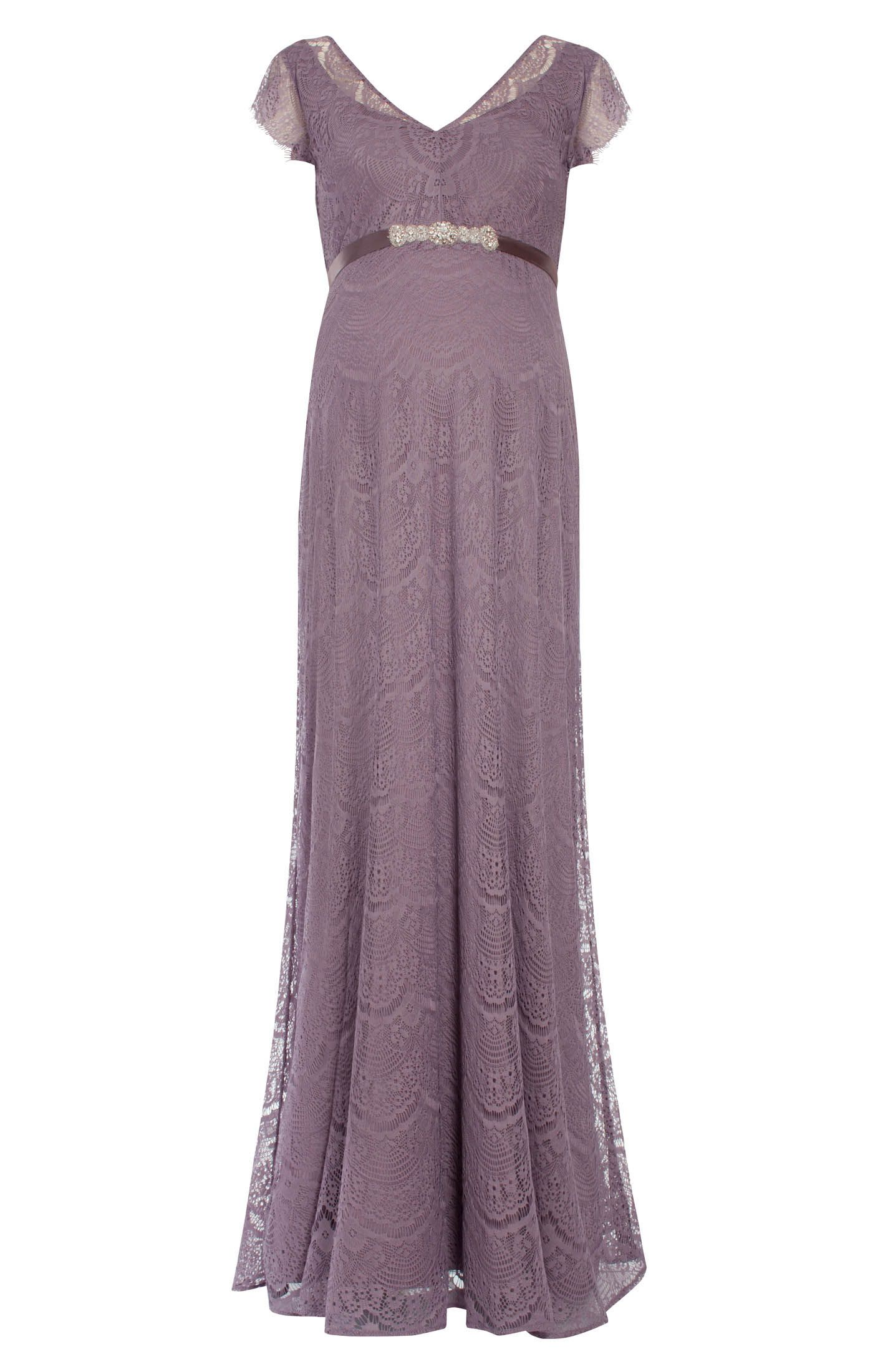 Kristin Maternity Gown Long Wisteria by Tiffany Rose   Pinterest ...