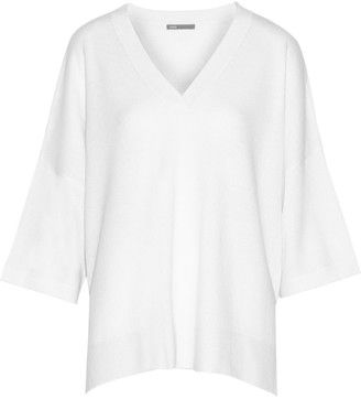 Vince Cashmere sweater - Shop for women's Sweater - Off-white ...