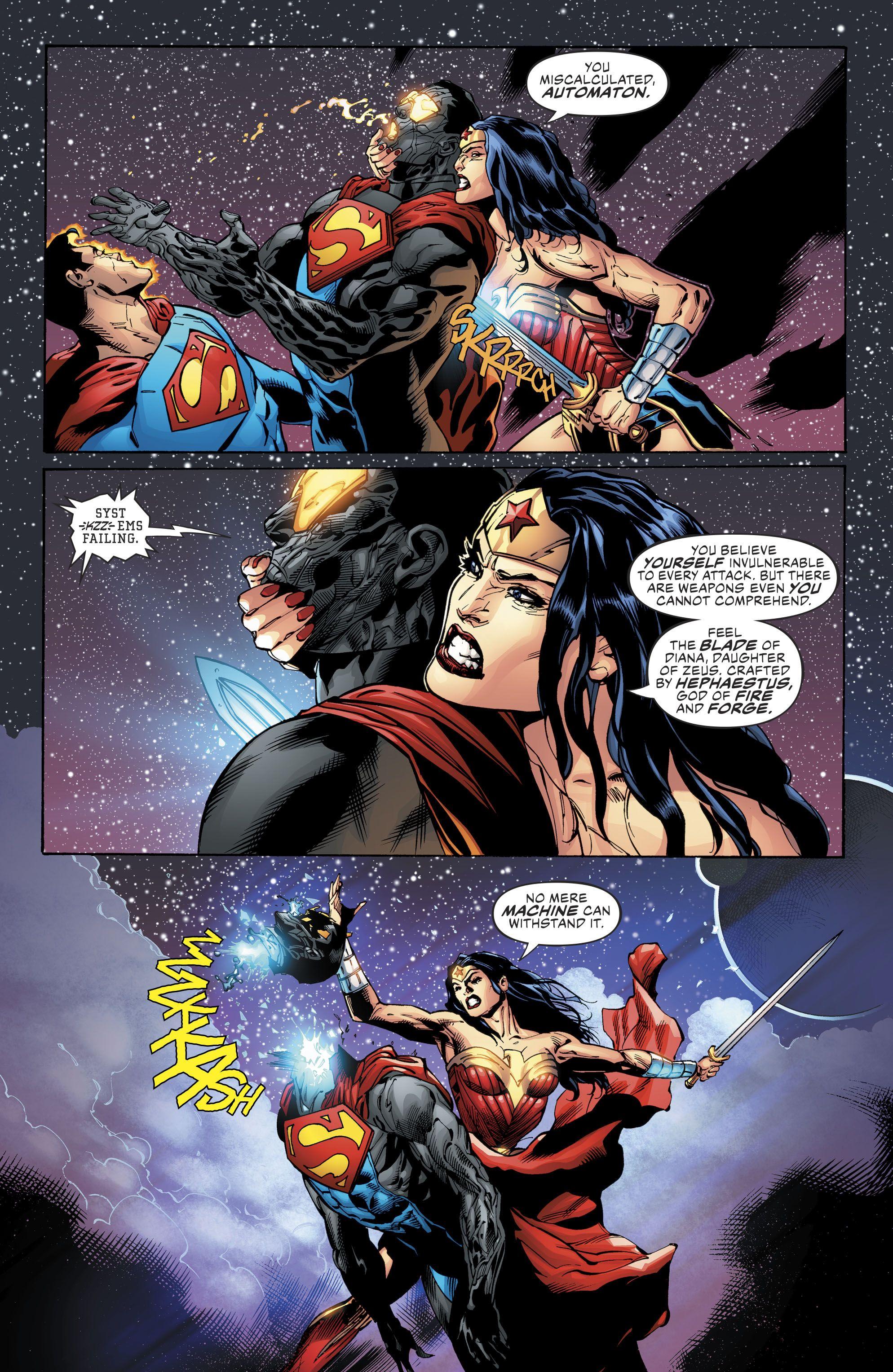 Eradicated Wonder Woman Comic Superman Wonder Woman Wonder Twins
