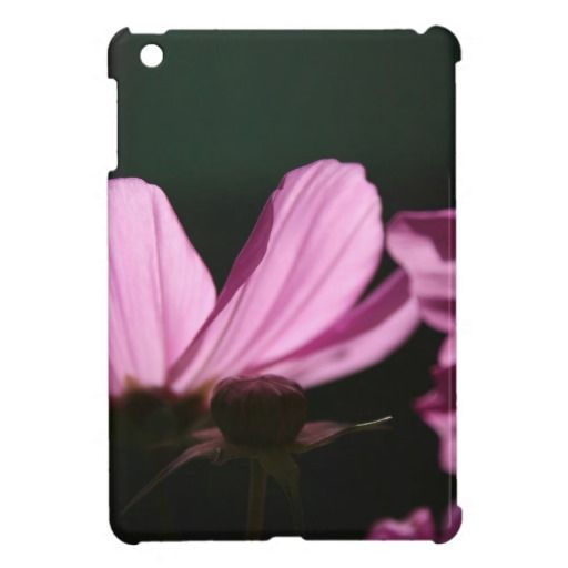 Pink Cosmos in the sun #1 iPad Mini Cases