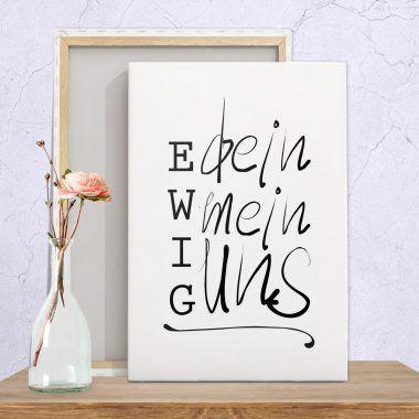 Prints auf Papier & Leinwand