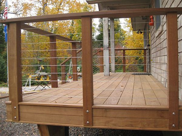 Cable Railing Systems By Sightlines Cable Railing Cable Railing Systems Fence Wall Design