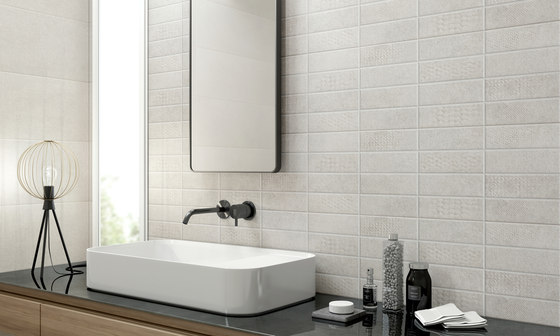 Astrig D Astrig Mud Mosaic Ceramic Mosaics From Peronda Mosaic Bathroom Tile Bathroom Interior Design Grey Bathroom Tiles