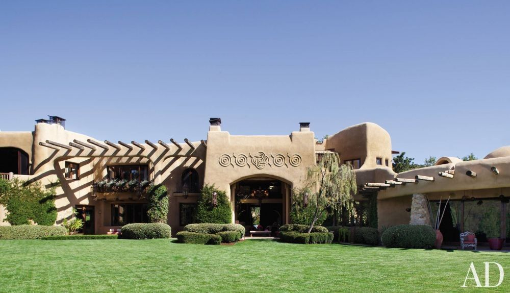 Will And Jada Pinkett Smith S Malibu Home Via Archdigest Designfile Celebrity Houses Malibu Homes Malibu Mansion