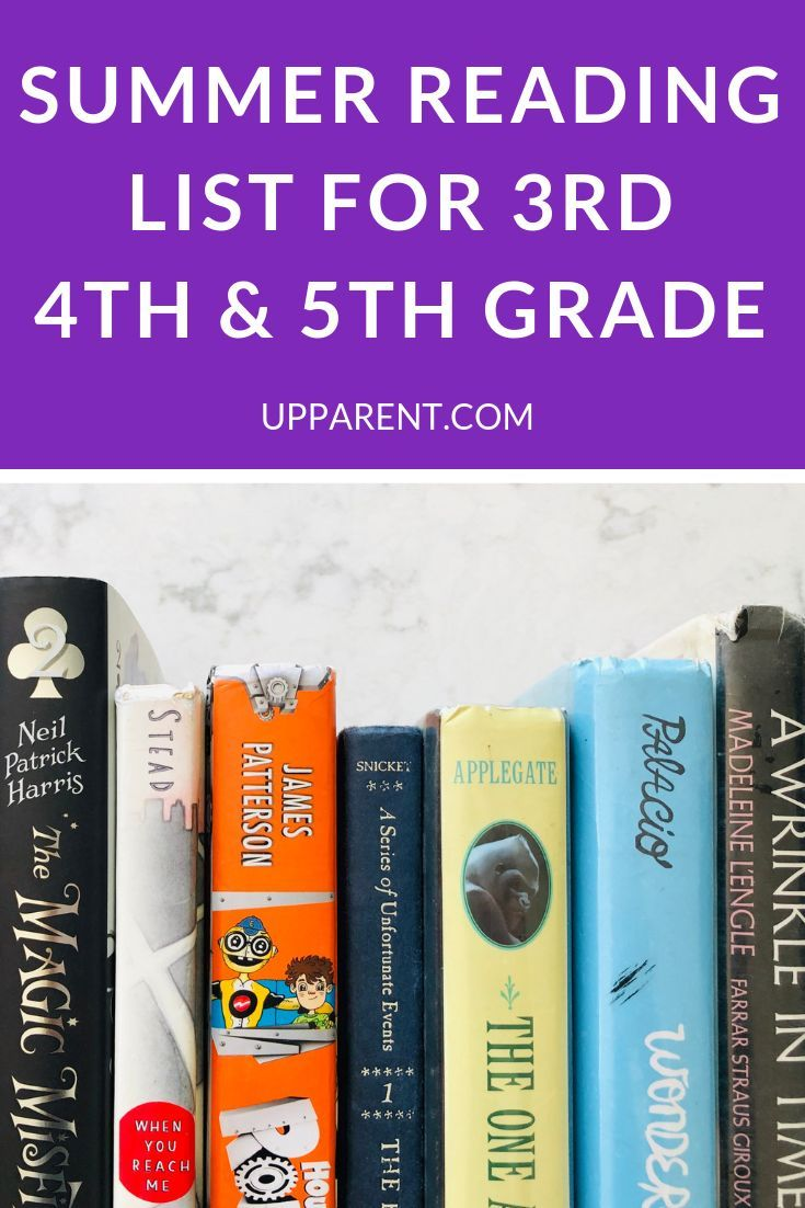 Favorite 3rd 4th and 5th grade reading list 5th grade