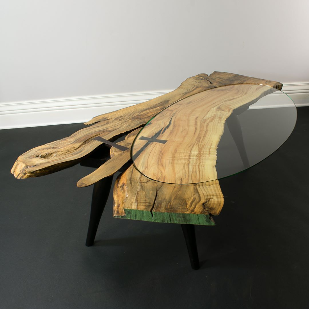 Stoked on how this came out, Japanese Maple coffee table