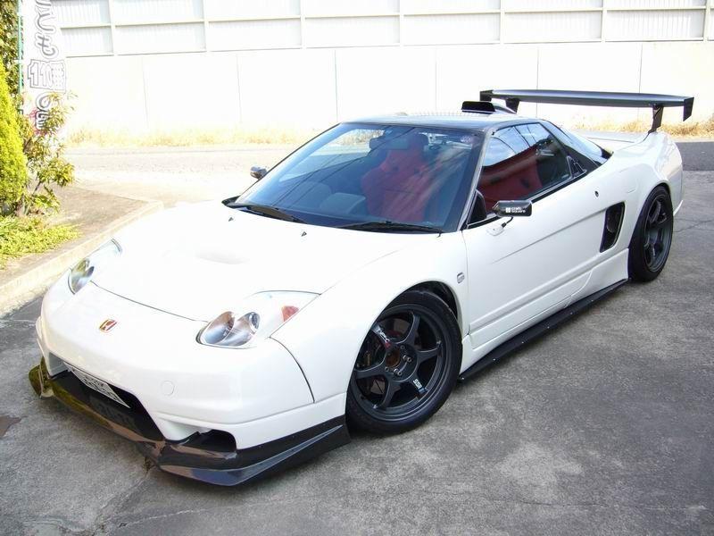 Honda Nsx R >> Honda Nsx R White Cars All Makes And Models Honda Nsx R