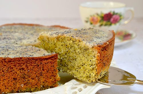 Recipe Lemon Drizzle Cake Delia Smith: Lemon And Poppy Seed Cake. Can You Imagine Making This