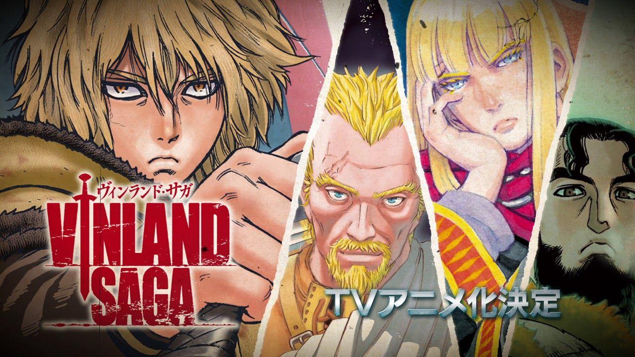 TVアニメ『ヴィンランド・サガ 』ティザーPV Vinland saga, Anime, Vinland