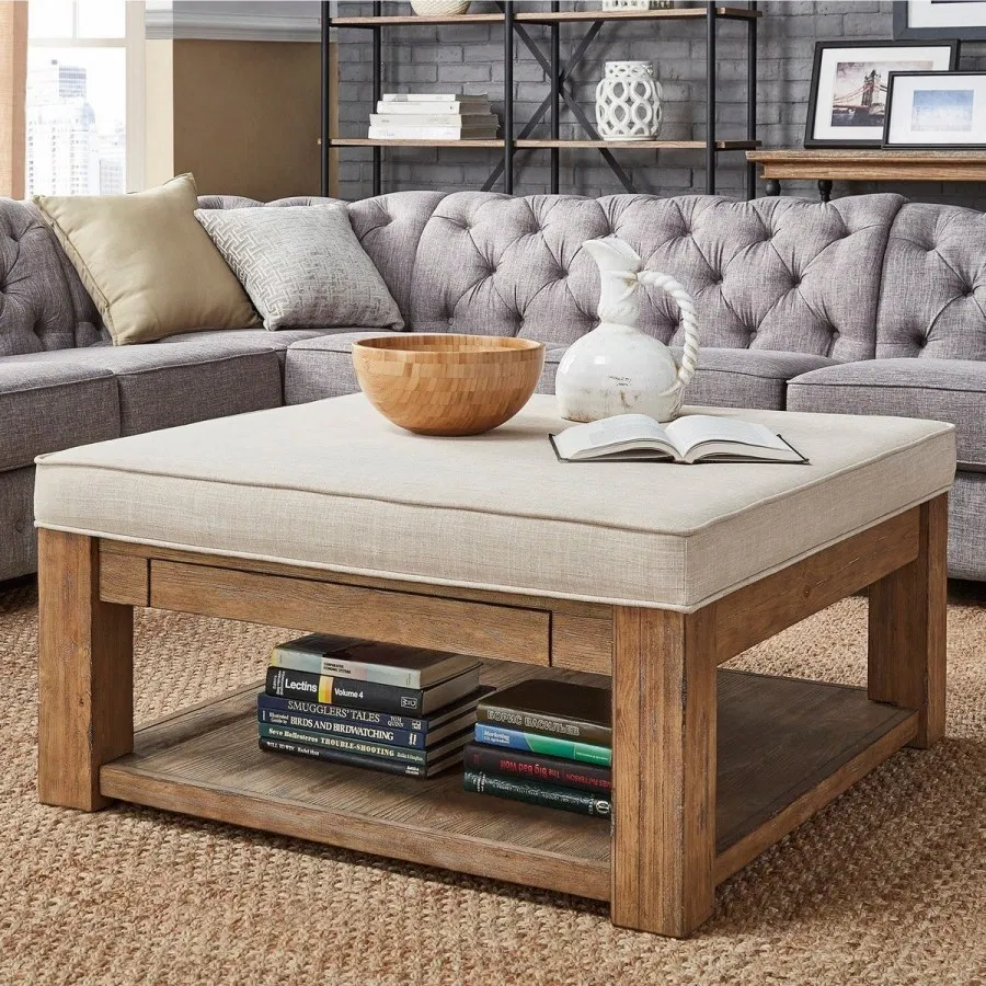 Storage Ottomans To Declutter And Organize Your Home Square Storage Ottoman Storage Ottoman Coffee Table Square Ottoman Coffee Table [ 900 x 900 Pixel ]