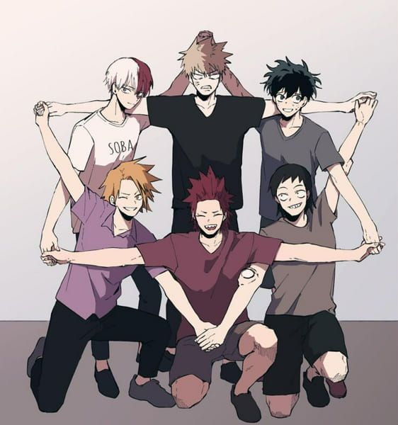 Which BNHA boi would be yours?