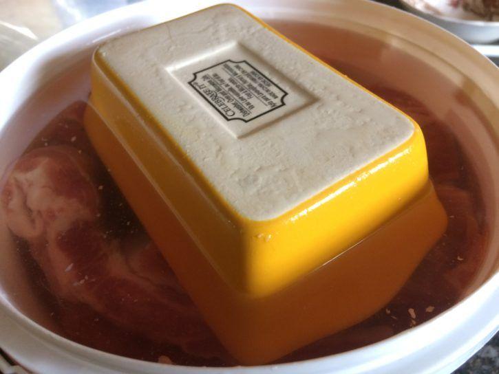 Photo of Traditional Newfoundland Brining Pork Riblets or Beef – Bonita's Kitchen