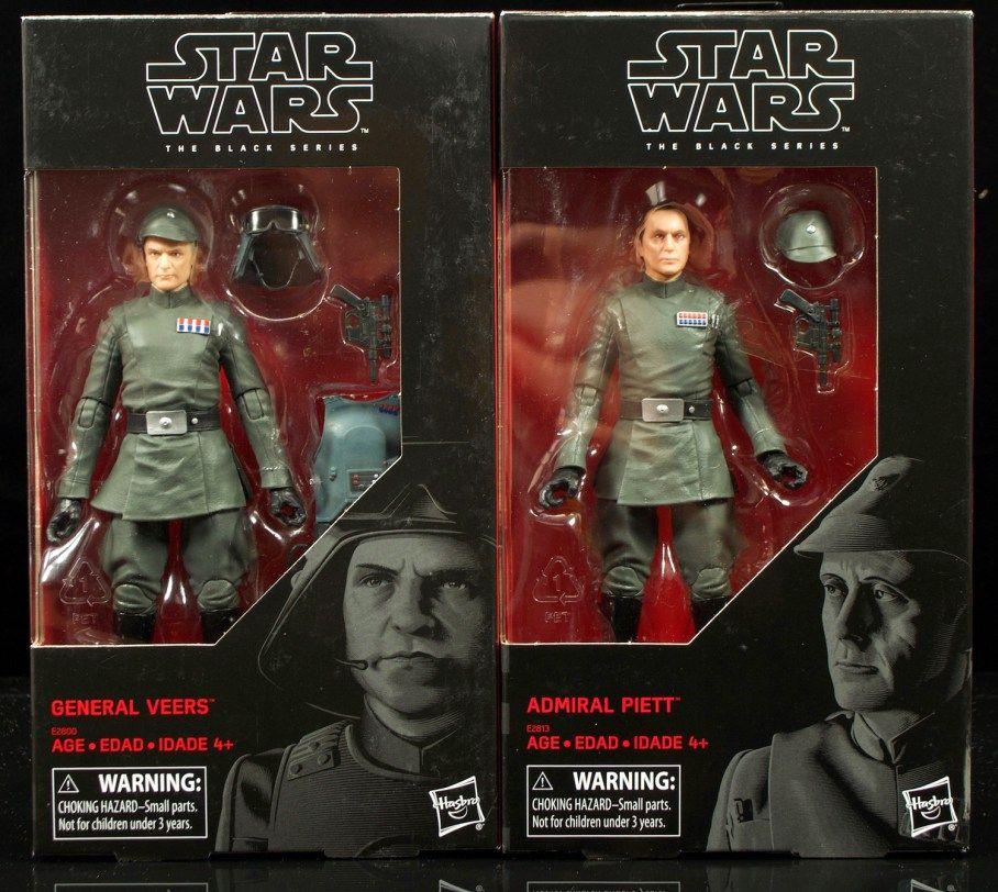 In STOCK Hasbro Star Wars Black Series Admiral Piett Exlcusive Action Figure
